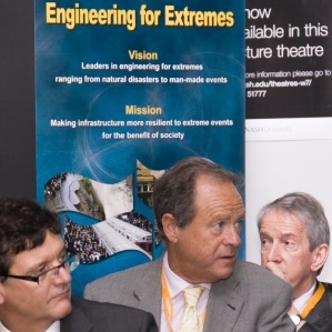 Attendees at the International Workshop on Engineering for Extremes 2014.